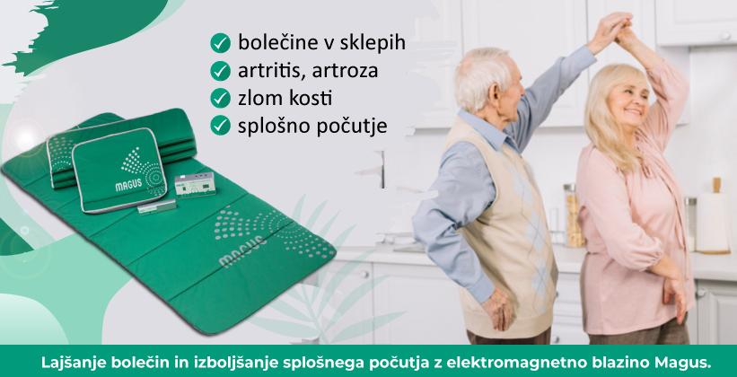 degenerativne spremembe vratne hrbtenice blazina magus