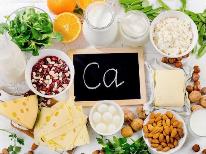 osteoporoza, zdrava prehrana